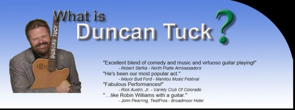 Ducan Tuck - Going Strong in the 21st Century
