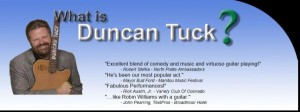 Duncan Tuck - Going Strong in the 21st Century