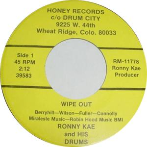 KAE R - HONEY 11778 A
