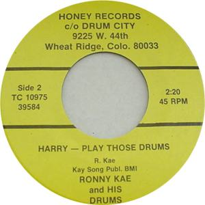 KAE R - HONEY 11778 B