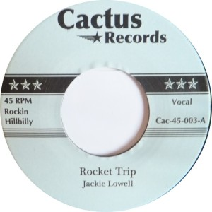 LOWELL JACKIE - CACTUS A