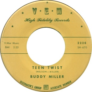MILLER BUDDY - VEM 2226 A