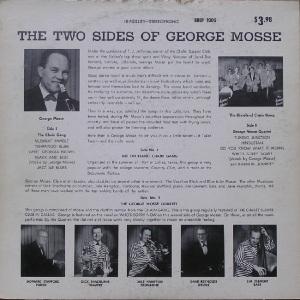 Mosse - Band Box 1005 LPC1 - Mosse, George (2)