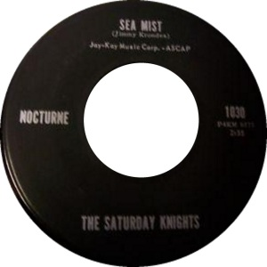 NOCTURNE - SATURDAY KNIGHTS A BW SEA MIST B