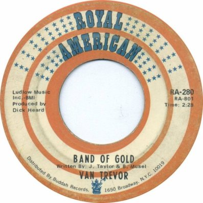 ROYAL AMERICAN 280 - TREVOR VAN - 1968 B