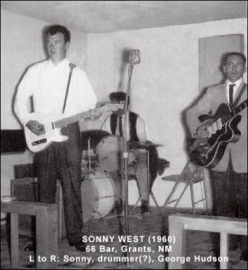 Sonny West