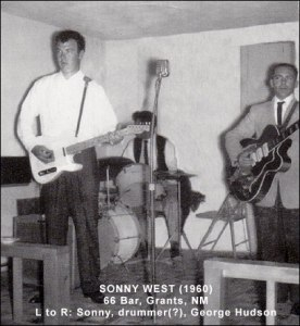 Sonny West