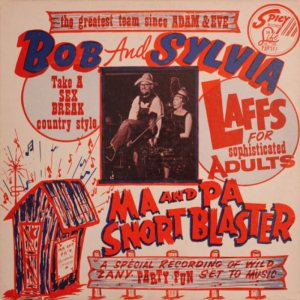 SPICY LP 5002 - BOB & SYLVIA (1)