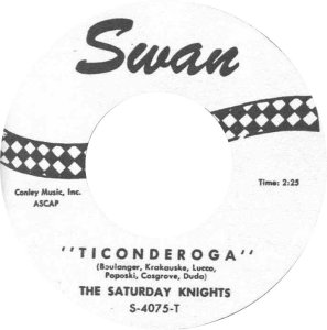 SWAN 4075 A - SATURDAY KNIGHTS