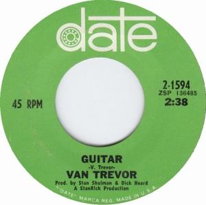 TREVOR VAN - DATE 1594 B
