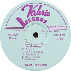 VALERIE 7000 - JACKSON DAVE (3)