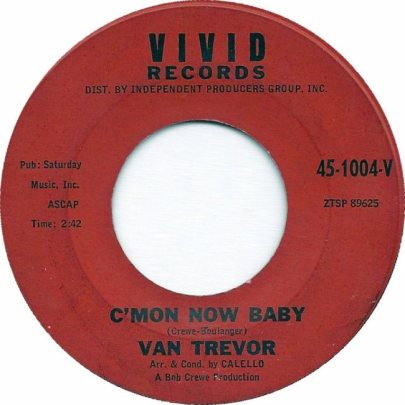 VIVID 1004 - TREVOR VAN - 1963 B