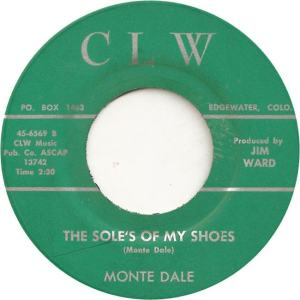 CLW 6569 - Dale, Monte - The Sole's of My Shoes