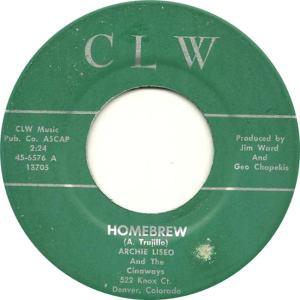 CLW 6576 - Liseo, Archie & Cinaways - Homebrew R