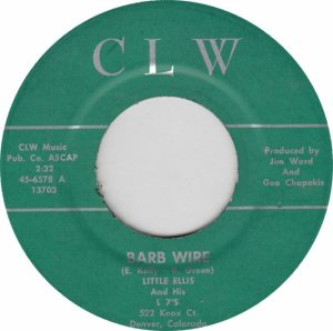 CLW 6578 - LITTLE ELSIE - REPLACE B