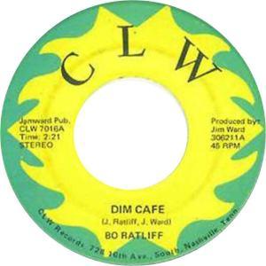 CLW 6597 - RATLIFF BO - DIM CAFE