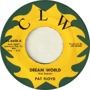 CLW 6608 - Floyd, Pat - Dream World