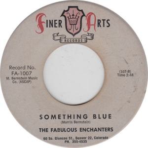 Finer Arts 1007 - Fab Enchanters - Something Blue