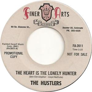 Finer Arts 2011 - Hustlers - The Heart is a Lonely Hunter