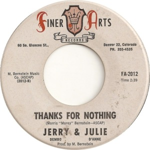 Finer Arts 2012 - Jerry & Julie b