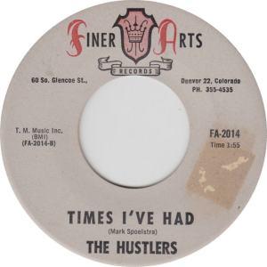 FINER ARTS 2014 - HUSTLERS - B
