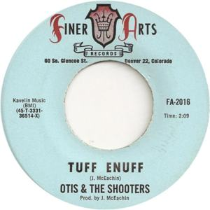 Finer Arts 2016 - Redding, Otis & Shooters - Tuff Enuff