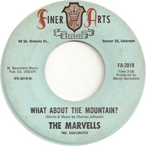 Finer Arts 2019 - Marvels - What About the Mountain