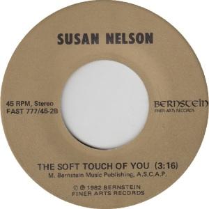 FINER ARTS 777 - NELSON SUSAN - B