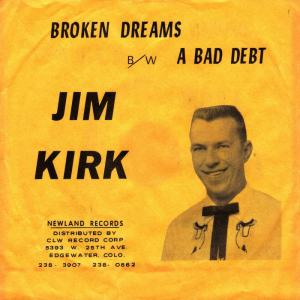 Newland 4003 PS - Kirk, Jim - Broken Dreams