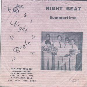 Newland 4005 PS - Night Beats - Night Beat