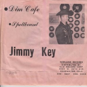 NEWLAND - KEY JIMMY - PS A