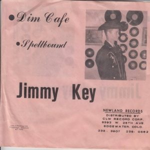 NEWLAND - KEY JIMMY - PS B
