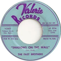 Valerie 2003 - Fast Brothers - Shadows on the Wall