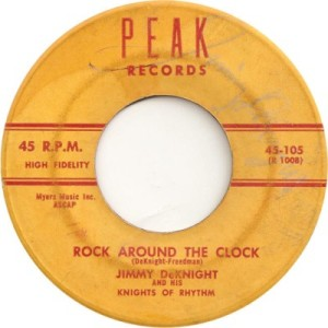 Peak 105 - DeKnight, Jimmy & Knights of Rhythm - Rock Around the Clock