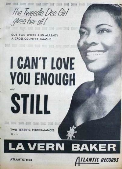 Lavern Baker - September 1956