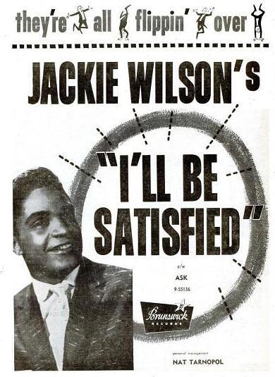 Jackie Wilson - June 1959