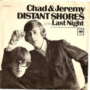 Chad & Jeremy - Columbia 43682 - Distant Shores - PS