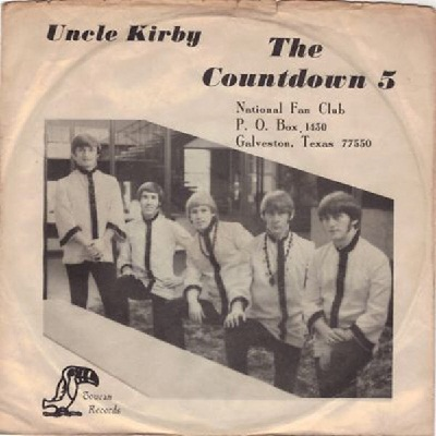 Countdown 5 - Toucan 1 - Uncle Kirby