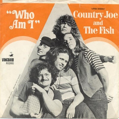 Country Joe & Fish - Vanguard 35061 - Who Am I