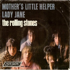 Rolling Stones - London 902 - Mother's Little Helper - PS