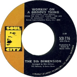 1969: U.S. Charts Hot 100 #20 R&B #15