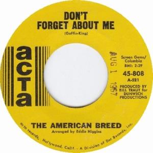 1967: U.S. Charts Bubbling Under #107