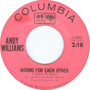 1964 - U.S Charts: #4 Hot 100