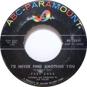 1962: U.S. Charts Bubbling Under #106