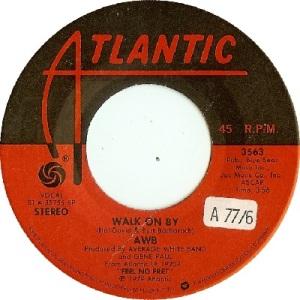 1979: U.S. Charts Hot 100 #92 R&B #32 U.K. #46