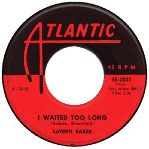 1959: U.S. Charts Hot 100 #33 R&B #5
