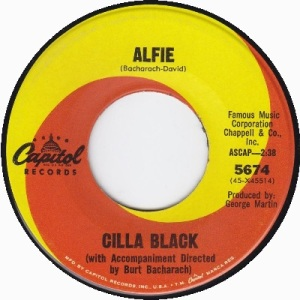 1966: U.S. Charts Hot 100 #95 U.K. #95