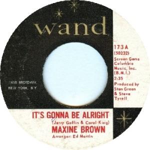 1964: U.S. Charts Hot 100 #56 #26 R&B