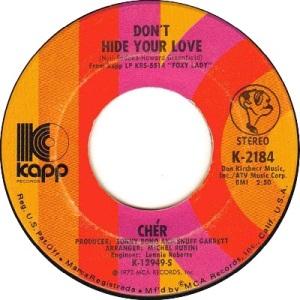 1972: U.S. Charts Hot 100 #46