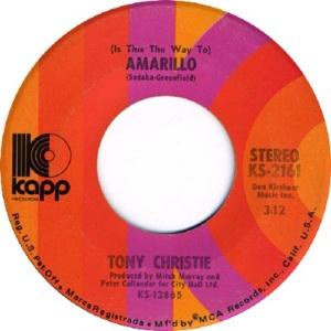 1960: U.S. Charts Bubbling Under #121 U.K. #18